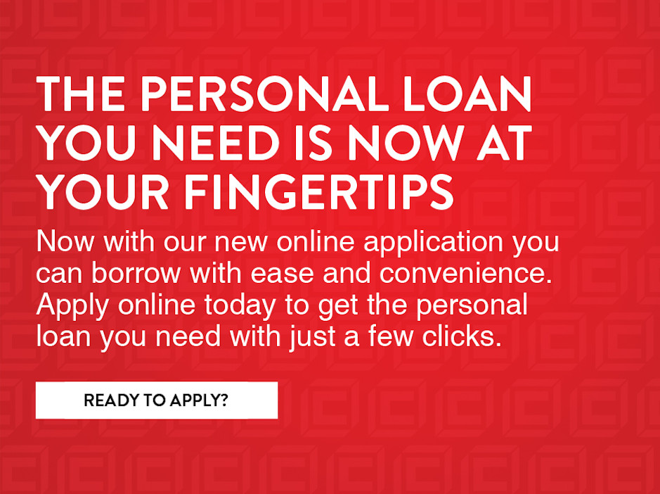 The personal loan is now at your fingertips. Ready to Apply?