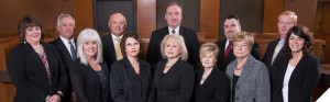 The Citizens Bank corporate staff, The Citizens Bank, Philadelphia, MS