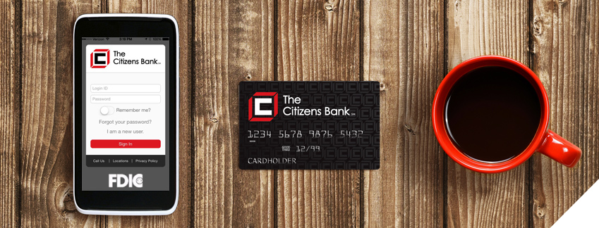 Mobile App The Citizens Bank