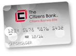 Apply for The Citizens Bank Business Credit Card