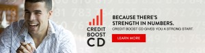 "Credit Boost CD logo with ""Watch the Video"" button"