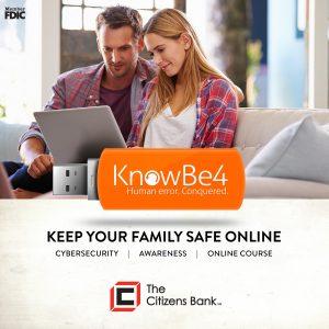 KnowBe4 logo graphic