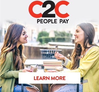 C2C People Pay - Learn More
